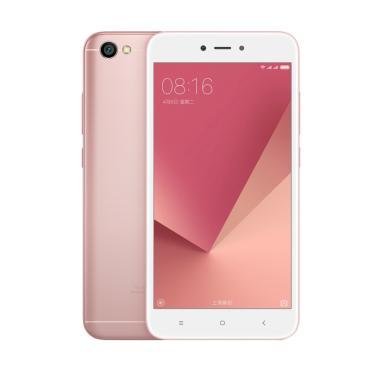 Xiaomi Redmi Note 5A Smartphone - Rose Gold [3GB/ 32GB]
