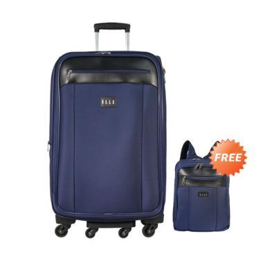 Elle 7206329-42 Tas Koper - Blue [29 inch] + Free Backpack Unisex
