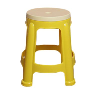 Atria Furniture Prily Kursi - Yellow