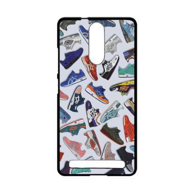 harga Bunnycase Sneakers Art L0432 Custom Hardcase Casing for Lenovo K5 Note Blibli.com