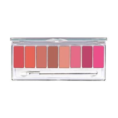 harga Wardah Lip Palette - Pinky Peach [10 g] Blibli.com