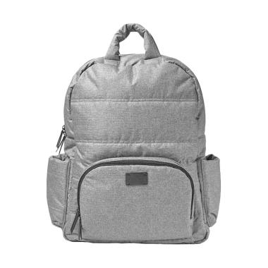 7 A.M. VB007-HG Backpack Tas Bayi - Grey Heather