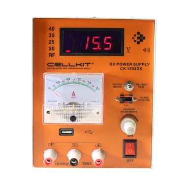 ellkit Ck 1502DX Power Supply with Kabel USB RF Test