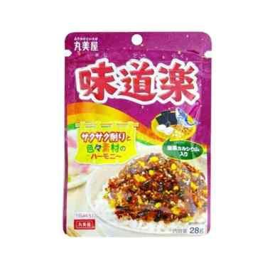 harga Marumiya rice topping ajidouraku 28gr Blibli.com