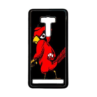 Acc Hp Angry Cardinal L2036 Custom  ... s Zenfone 2 L Aser 5 Inch