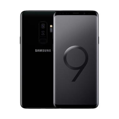 Samsung Galaxy S9 Plus Smartphone - Black [64GB/ 6GB]