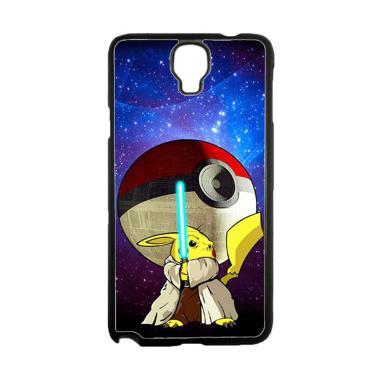Acc Hp Star Wars O3298 Custom Casing for Samsung Galaxy Note 3 Neo