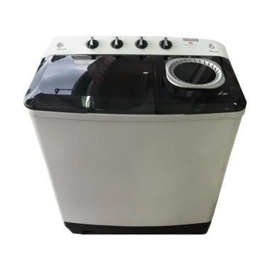 Electrolux WW TT 871 Mesin Cuci 2 Tabung - White [7 kg/ Jabodetabek]