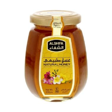 harga Alshifa Natural Honey [250 g] Blibli.com