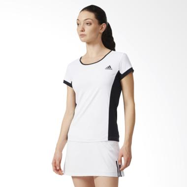 adidas Court Women Baju Olahraga Wanita [Tee- AI1142]
