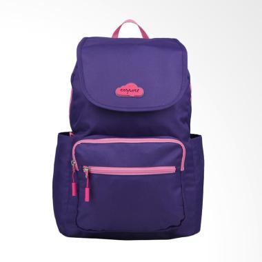 Exsport March Backpack Wanita - Purple