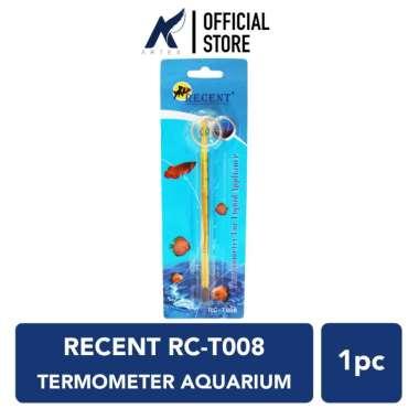 harga RECENT RC T-008 Thermometer-Termometer Pengukur Derajat Suhu Air Aquarium-Aqusacape-Akuarium Blibli.com