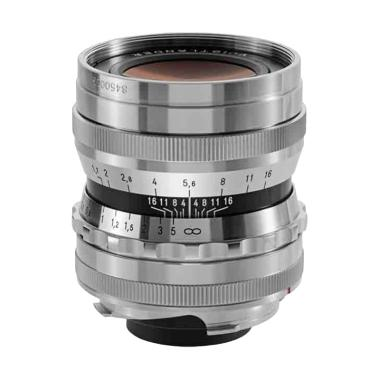 Voigtlander by Cosina 35mm F/1.7 As ... mera for Leica M - Silver