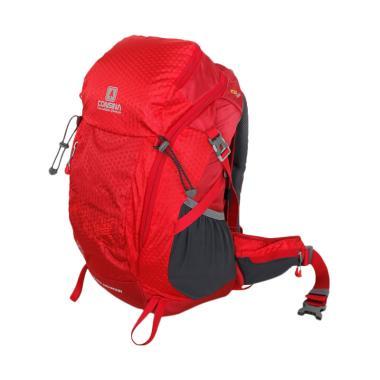Consina BK RD Black Mountain Tas Backpack