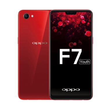 OPPO F7 Youth AI Powered Selfie Smartphone [4 GB/64 GB]