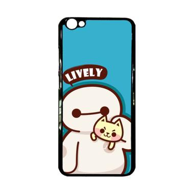 Cococase Baymax vs Cat E1485 Casing for Vivo Y53