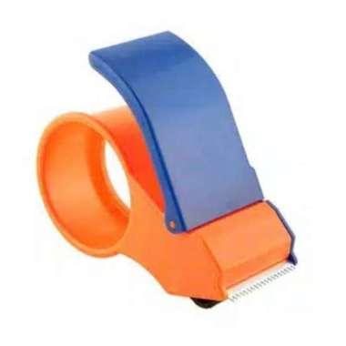 harga Dispenser Tempat Roll Alat Pemotong Solatip Lakban Laban Tape Tip Cutter Blibli.com