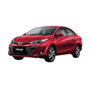 Toyota New Vios 1.5 E Mobil [Uang Muka Kredit MTF]