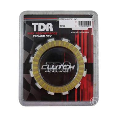 TDR Racing Clutch Plate or Plat Kampas Kopling for Supra X 125
