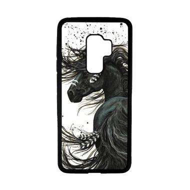 Bunnycase Horse Majestic Mustang Ho ... ng for Samsung Galaxy S9+