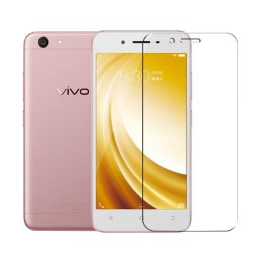 VIVAN Ultra Clear Tempered Glass Screen Protector for Vivo Y53 - Clear [9H]