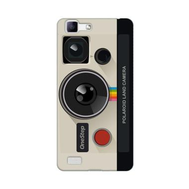 Premiumcaseid Retro Polaroid Camera Hardcase Casing for Vivo X3S