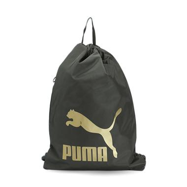 PUMA Gym Sack Tas Olahraga - Black [74812 10/ Originals]