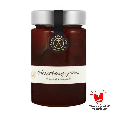 harga East Java & Co Strawberry Jam Blibli.com