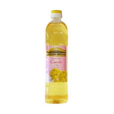 Golden Bridge Canola Oil Minyak Zaitun [1 L]