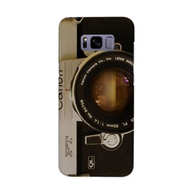 Indocustomcase Camera Canon FT QF C ... or Samsung Galaxy S8 Plus