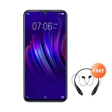harga Vivo V11 Smartphone [64GB/6GB] + Free Headset Bluetooth Sport Blibli.com