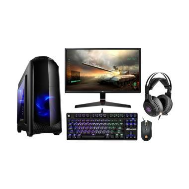 Digital Alliance G D4+ EVO 7 Gaming ... se + Headset [Set Bundle]