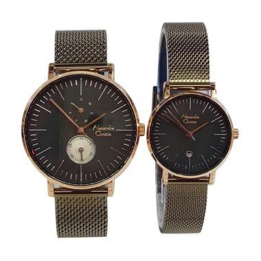 jual jam tangan alexandre christie couple terbaru dan terlengkap ... a3205bb258