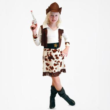 harga House Of Costumes Kostum Lovely Cowgirl Kostum Anak Blibli.com