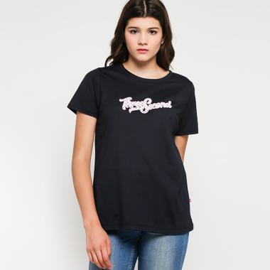 Baju Atasan Kaos Wanita 3 Second Ladies - Jual Produk Terbaru Maret ... fe13615c2c