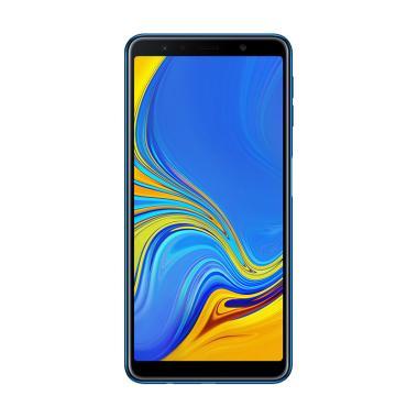 Samsung Galaxy A7 2018 Edition Smartphone - Blue [64GB/ 4GB]