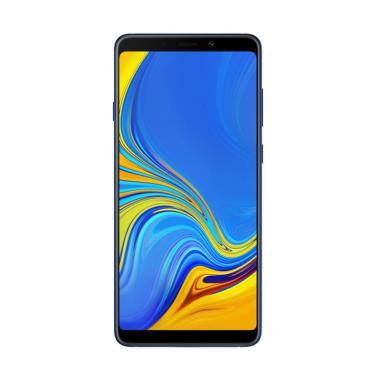 Samsung Galaxy A9 Smartphone - Lemonade Blue [6GB/128GB - 2018 Edition]