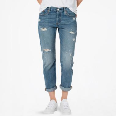 Ct Radio 501 Wanita 17804 0073 Celana Jeans Levi's Blue Star R f7gyY6vb