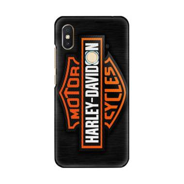 harga Flazzstore Motor Harley Davidson Logo X4357 Premium Casing for Xiaomi Redmi 6 Pro Blibli.com