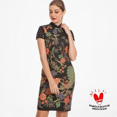 Tjantingkoe Cheongsam CBS Dress Wanita. Rp 1.450.000 · Tjantingkoe Katie  Dress Pakaian Wanita - Green 7800683b86