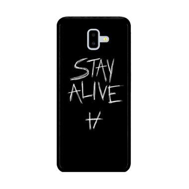harga Flazzstore Twenty One Pilots Stay Alive X4419 Premium Casing for Samsung Galaxy J6 Plus Blibli.com