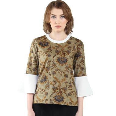 Model Atasan Batik Wanita Terbaru - Harga Murah  334c77f1c2
