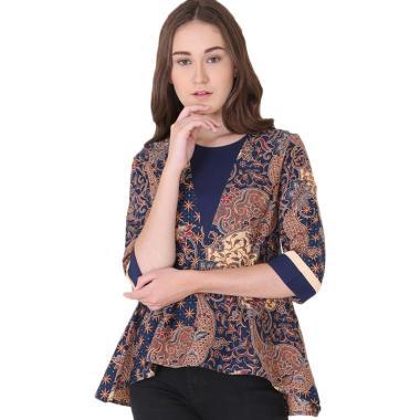 Jual Model Atasan Batik Wanita Terbaru 100 Original
