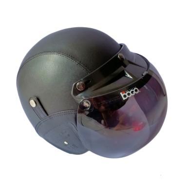 DIJAMIN MURAH - Helm Bogo Surabaya Helm Dewasa Bogo Semua Ukuran Red Black