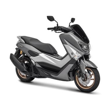 Yamaha New NMAX 155 ABS Sepeda Motor [VIN 2019/ OTR Aceh & Medan]