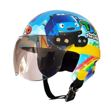 Cicimonmon Special Kids Tayo The Little Bus Helm Anak