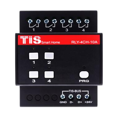 harga TIS RLY-4CH-10A  Smart Home Automation Blibli.com