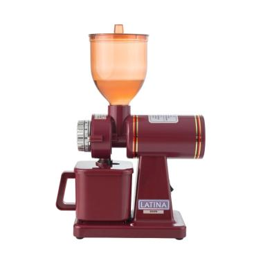 Latina 600N Electric Grinder - Maroon