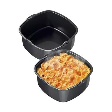 PHILIPS HD9925 Baking Tray Pan for Air Fryer HD9220 or HD9623 Hitam