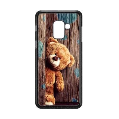 harga Acc HpTeddy Bear Love L0280 Custome Casing for Samsung Galaxy A8 Plus 2018 Blibli.com